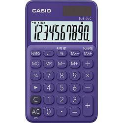 Kalkulator CASIO SL-310 UC-PL ljubičasti bls P10/100