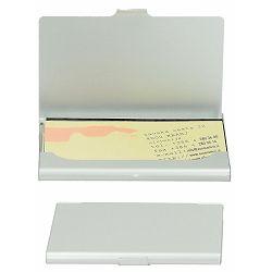Etui za posjetnice Slim aluminijski 10,5x7x0,7cm P1/500