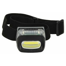 Baterijska lampa za glavu SPRINT led crna