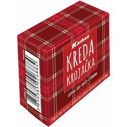 Kreda krojačka crvena KARBON kutija 5 kom P1/10/160-nova