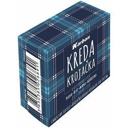 Kreda krojačka plava  KARBON kutija 5 kom P1/10/160-nova