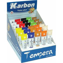 Tempera 18ml mix KARBON P30