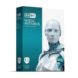 Eset Nod32 antivirus / obnova 1 god. (elektronsko)