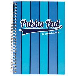Blok kolegij A5/D PUKKA PAD VOGUE BLUE 200 str. 26144 P30