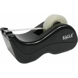 Stalak za selotape EAGLE srednji crni 15x33 T5122 P6/18