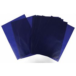 Indigo papir - plavi A4 Fornax 100/1