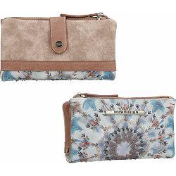 Novčanik fashion DOGSBYBELUCHI SS20 17,5X2X10 smeđa 30349-07nud NETTO