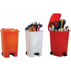 Čaša za olovke ARK mini dustbin sort boja P24