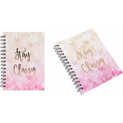 Notes A5 PINK 529351 P10