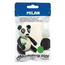 Plastelin MILAN Modelling Play 100 g bijeli P12/72