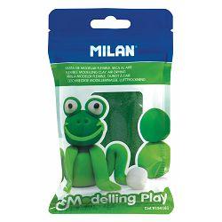 Plastelin MILAN Modelling Play 100 g zeleni P12/72