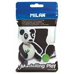 Plastelin MILAN Modelling Play 100 g crni P12/72
