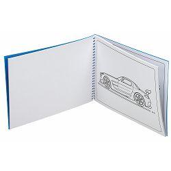 Bojanka za djecu Creative CARS 75096 P6/36