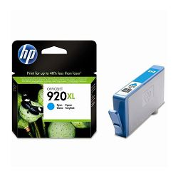 Tinta HP CD972AE#BGX no.920XL OJ6500 cyan
