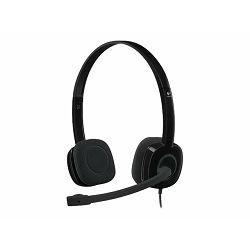 LOGITECH TECH H151 Stereo Headset
