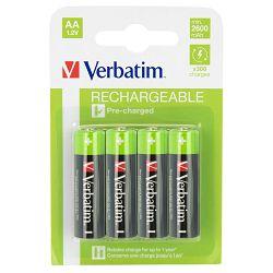 Baterije Verbatim #49941 punjive AA 1,2v 4k END OF LIFE