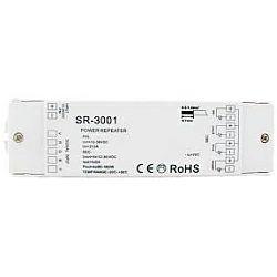 EcoVision LED pojačalo za RGB-White trake 12V-36VDC,4×5A