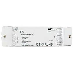 EcoVision LED pojačalo za RGB-White trake 12V-36V DC, 4×8A
