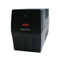 AEG UPS Protect Alpha 800VA/480W, Line-Interactive, AVR, Data line protection, USB