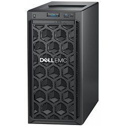 """Dell PowerEdge T140 E-2124/4x3.5""""/16GB/1TB-SATA/DVDRW/iDRAC9Basic"""