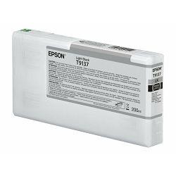 EPSON T9137 Light Black Ink Cartridge