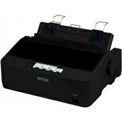 Epson LQ-350, 24-pin, A4, 347zn/s, 1+3 kopije, USB/LPT/RS232