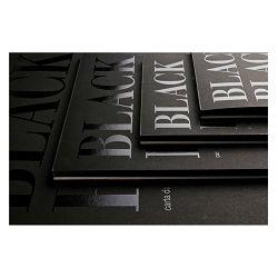 Blok Fabriano blackbook A4 190g 40L 19021297