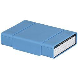 """Orico 3.5"""" HDD zaštitna kutija, antistatična, otporna na prašinu/vodu/udarce/vlagu, plava"""
