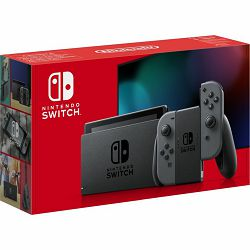 Nintendo Switch Console - Grey Joy-Con HAD