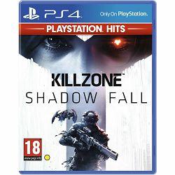 Killzone Shadow Fall HITS PS4