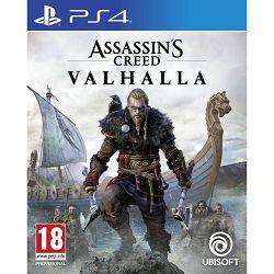 Assassins's Creed Valhalla Standard Edition PS4