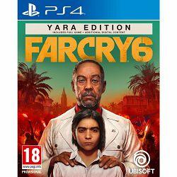 FAR CRY 6 YARA SPECIAL DAY 1 EDITION PS4 Preorder
