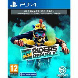 RIDERS REPUBLIC ULTIMATE EDITION PS4 Preorder