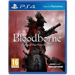 Bloodborne GOTY PS4