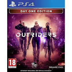 Outriders Day One Edition PS4 Preorder