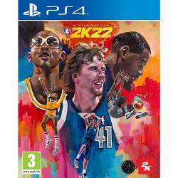 NBA 2K22 75TH Anniversary Edition PS4 Preorder