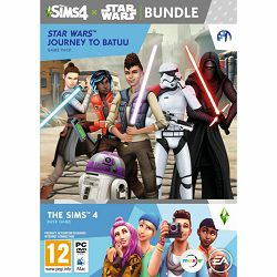 The Sims 4 Game Pack 9: Star Wars - Journey to Batuu PC