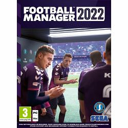 PC Football Manager 22 Preorder