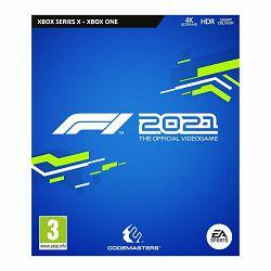 F1 2021 Standard Edition Xbox One Preorder