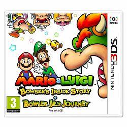 Mario & Luigi Bowser's Inside Story + Bowser Jr's Journey 3DS
