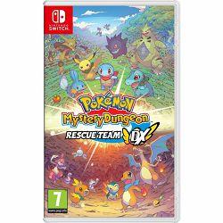 Pokemon Mystery Dungeon Rescue Team DX Switch