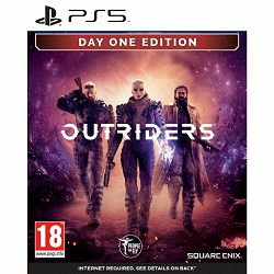 Outriders Day One Edition PS5 Preorder