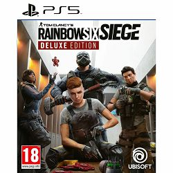 Tom Clancy's Rainbow Six Siege Deluxe PS5 Preorder