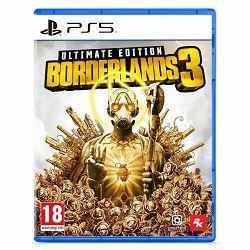 Borderlands 3 Ultimate Edition PS5 Preorder