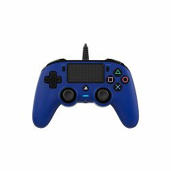 Bigben Wired Nacon Controller PS4 3m kabel (PC compatible) plavi