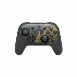 Nintendo Switch Pro Controller Monster Hunter Rise Edition Preorder