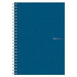 Bilježnica Fabriano A5 85g 70L spiralna crte blu 14821312