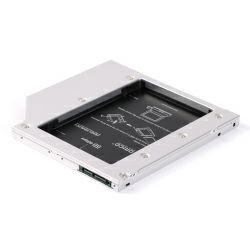 """Orico ladica za drugi 2.5"""" HDD/SSD, SATA3, 7/9.5/12.5mm - umjesto optičke jedinice (ORICO L127SS)"""