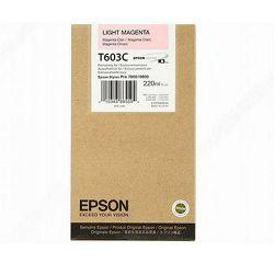 Tinta Epson T603C00 STY 7800/9800 light magenta 220ml