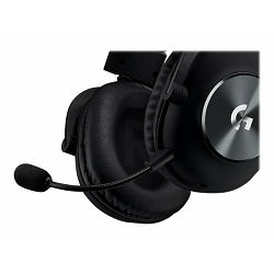 LOGI G PRO X Gaming Headset - BLACK